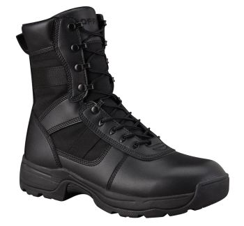 "SERIES 100 8"" WATERPROOF SIDE ZIP BOOT COMP TOE-"