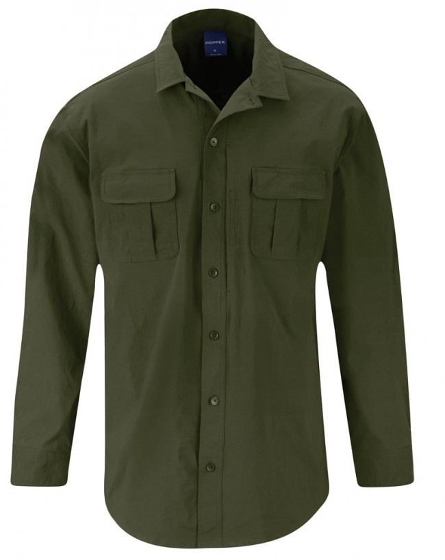 PSO - Mens Long Sleeve  Summerweight Tactical Shirt -Propper