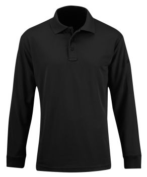 Propper™ Mens Uniform Polo - Long Sleeve-Propper