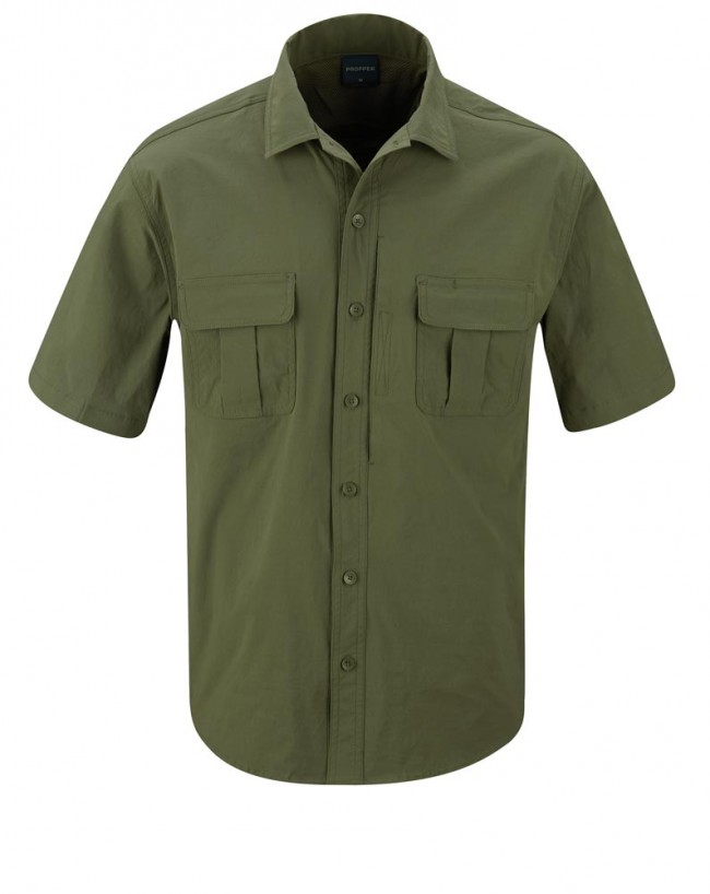 PSO - Mens Short Sleeve Summerweight Tactical Shirt -Propper