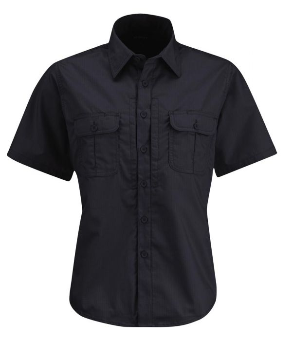 Ladies Kinetic Short Sleeve Shirt-Propper