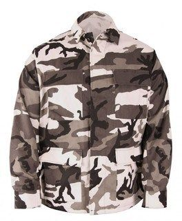 Uniform BDU Coat-