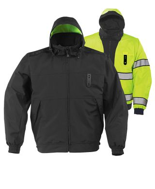 PROPPER Defender ® Halo II Reversible Hi-Vis Duty Jacket-