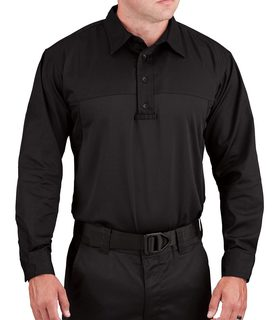 F5387 Propper Duty Uniform Armor Shirt - Long Sleeve-