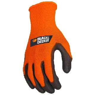 Black & Decker Bd535 Tactile Wet/Dry Grip Glove-Radians