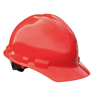 Radians Granite Cap Style Hard Hats - 6 Point Ratchet Suspension WITH HARD HAT DECAL