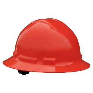 Radians Quartz Full Brim Hard Hats - 6 Point Pinlock Suspension WITH HARD HAT DECAL