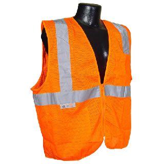 Radians Sv2z Economy Class 2 Vest With Zipper Closure