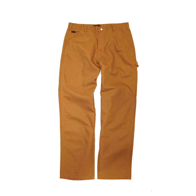 FR Brown Duck Carpenter Pant-Rasco FR