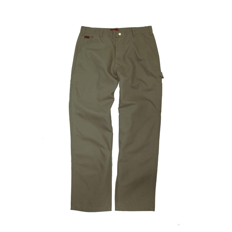 FR Green Duck Carpenter Pant-Rasco FR