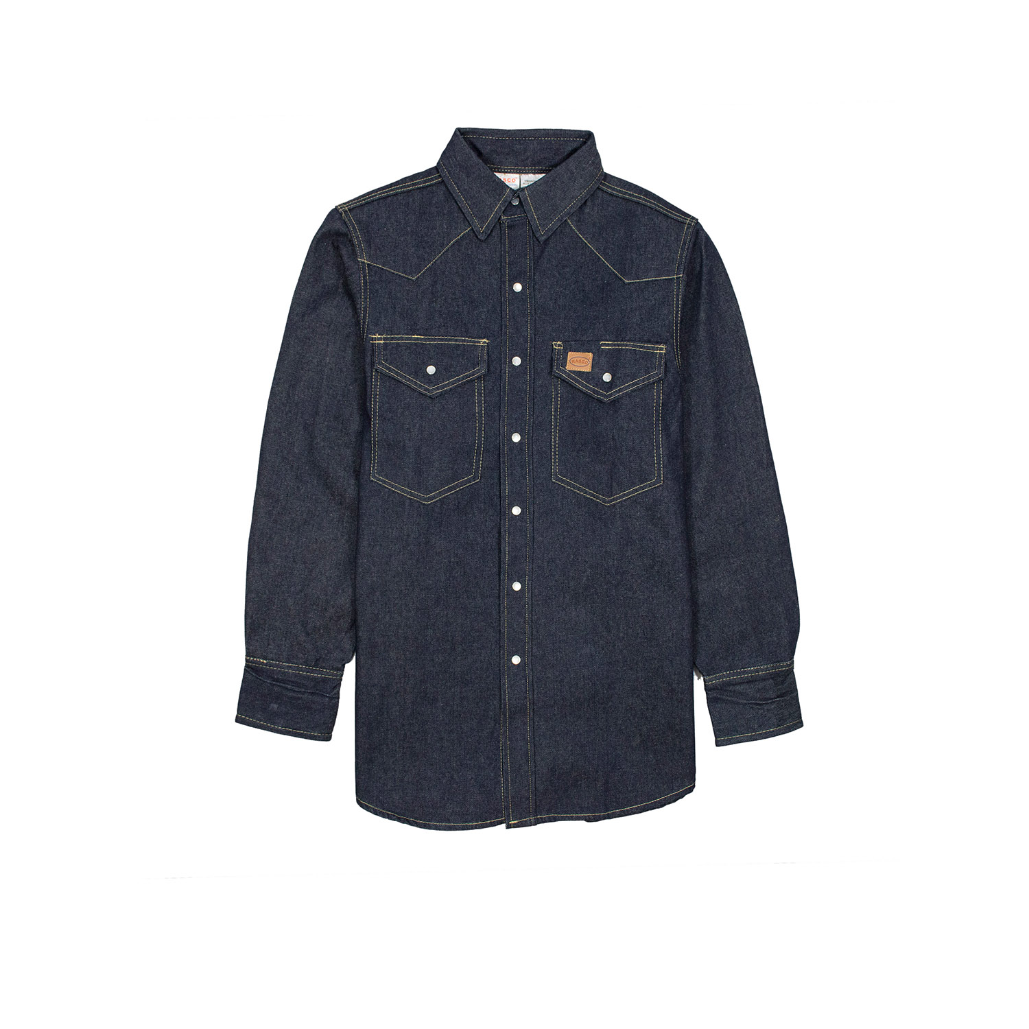 11.5 Oz. Blue Denim Shirt