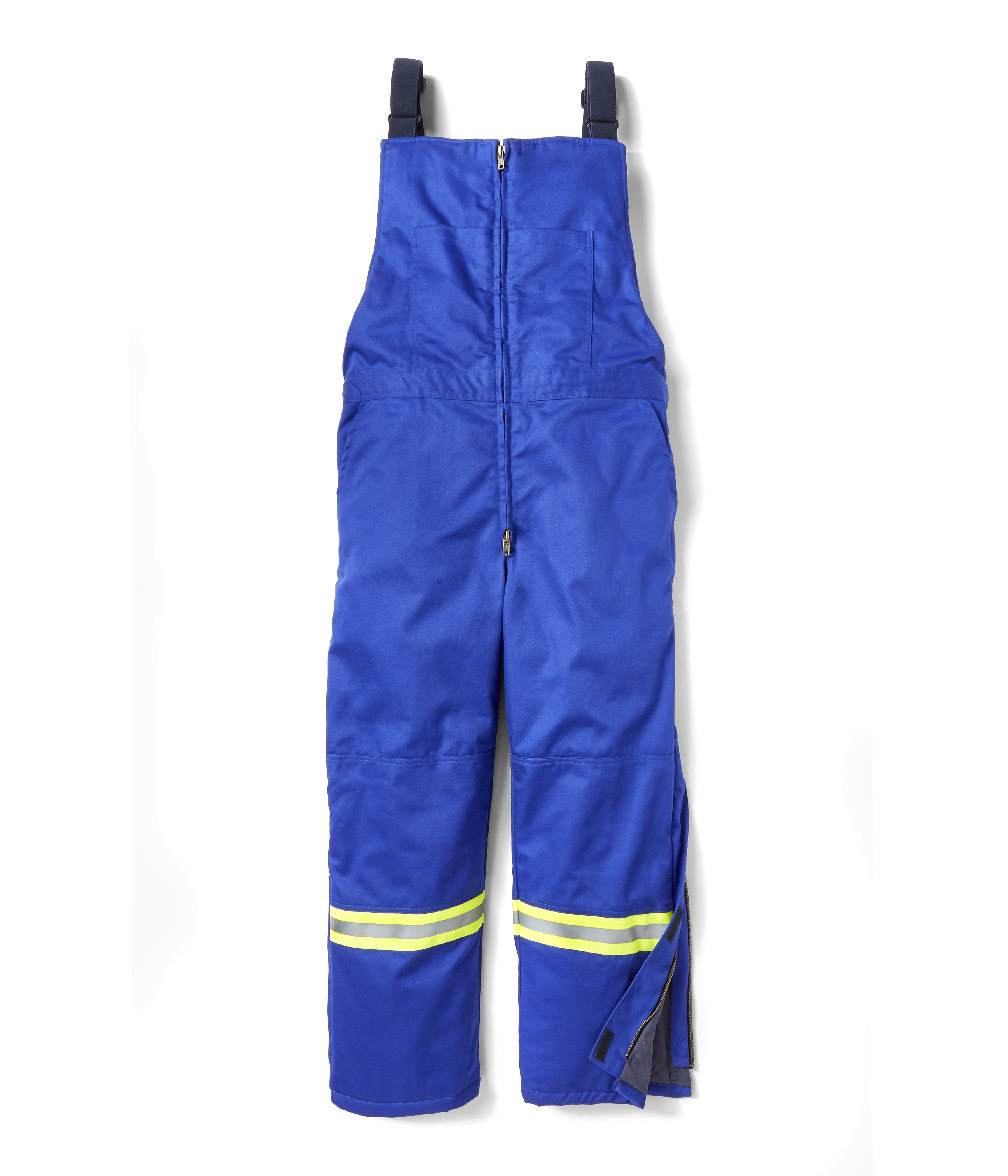 FR UltraSoft Insulated Bib Overall with Reflective Trim