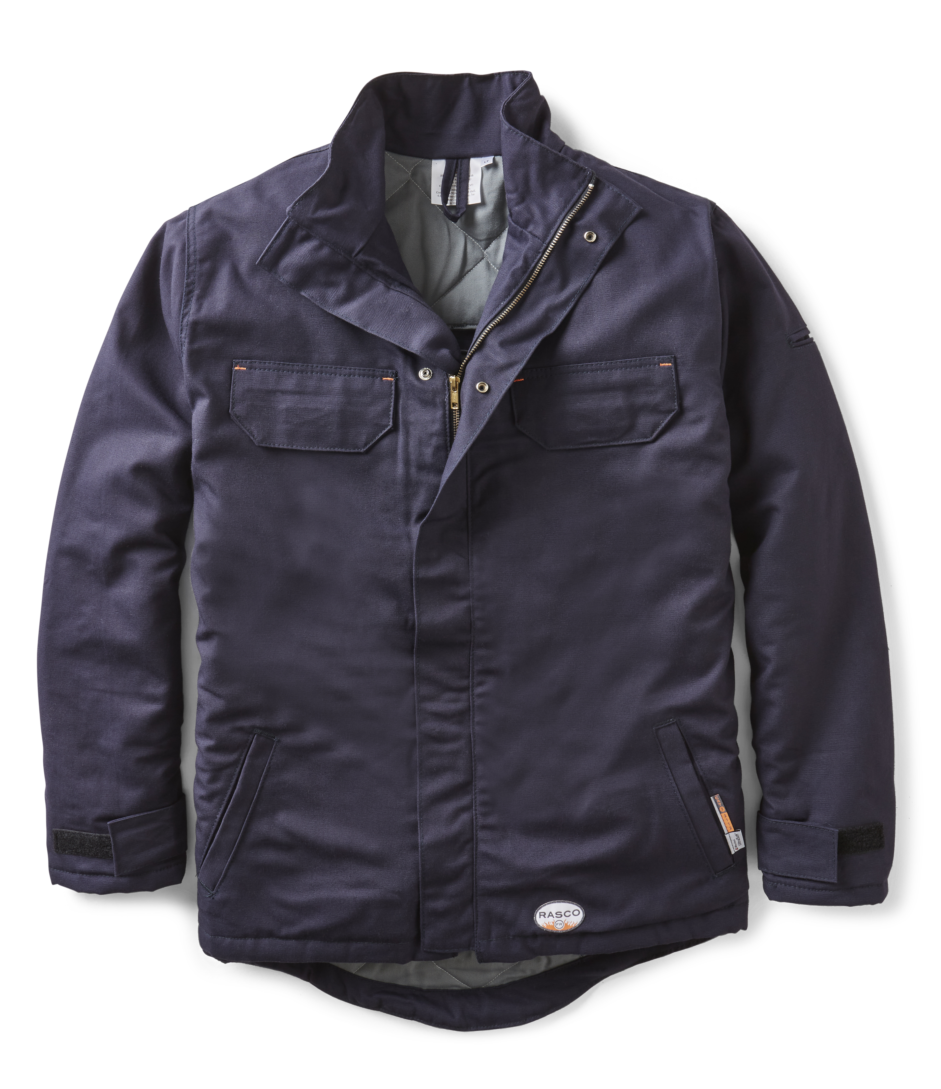 FR Duck Field Jacket with Lanyard Access