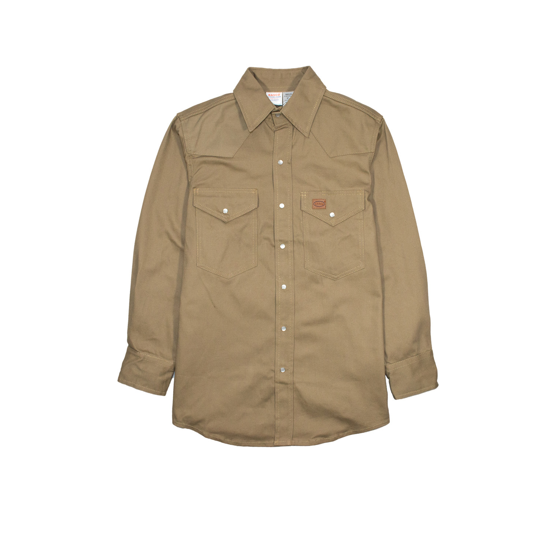 10 Oz. Khaki Shirt