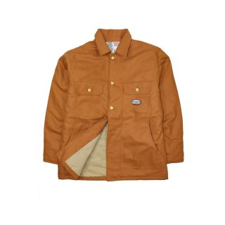 Brown Duck FR Coat-Rasco FR