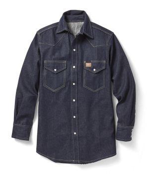 Non FR Denim Classic Shirt-