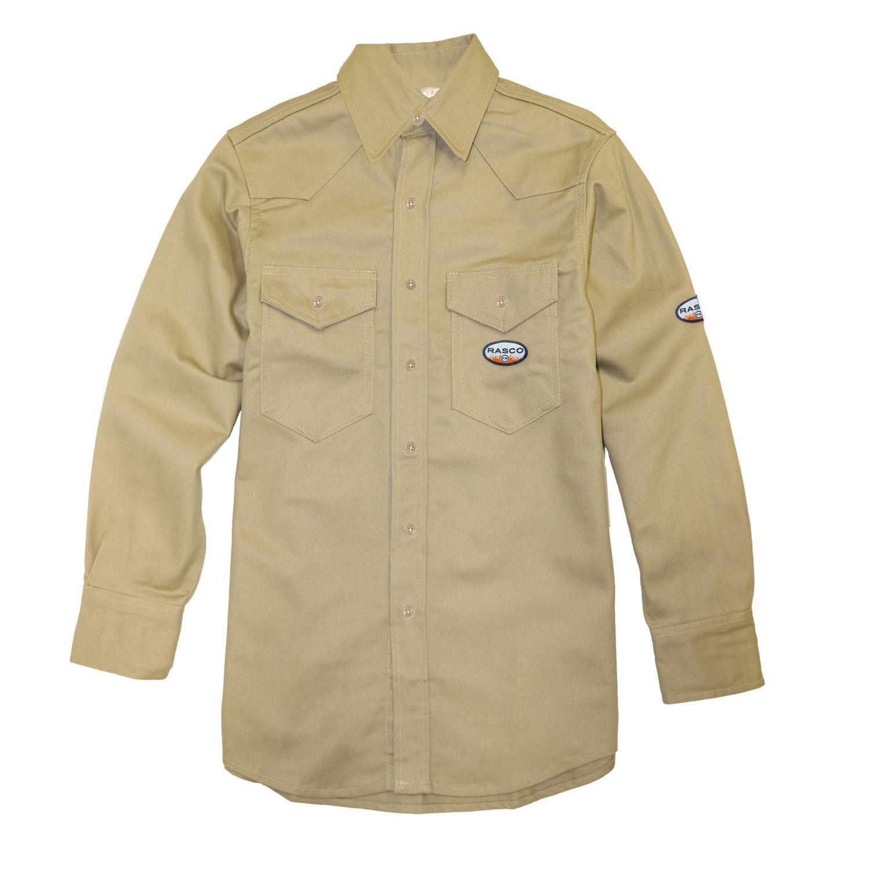 Fr0904 Heavyweight Work Shirt