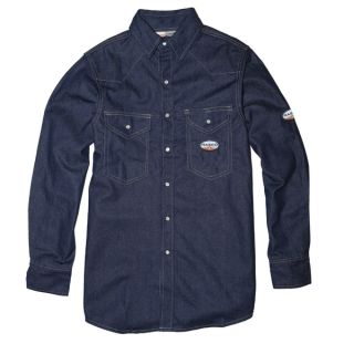FR1021 Lightweight Work Shirt-
