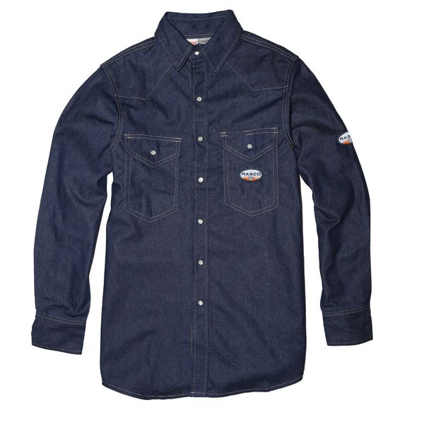 Fr1021 Lightweight Work Shirt