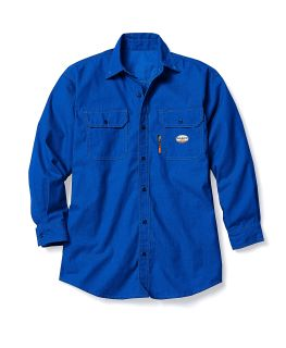 5.5oz Dh Air Uniform Shirt-Rasco FR