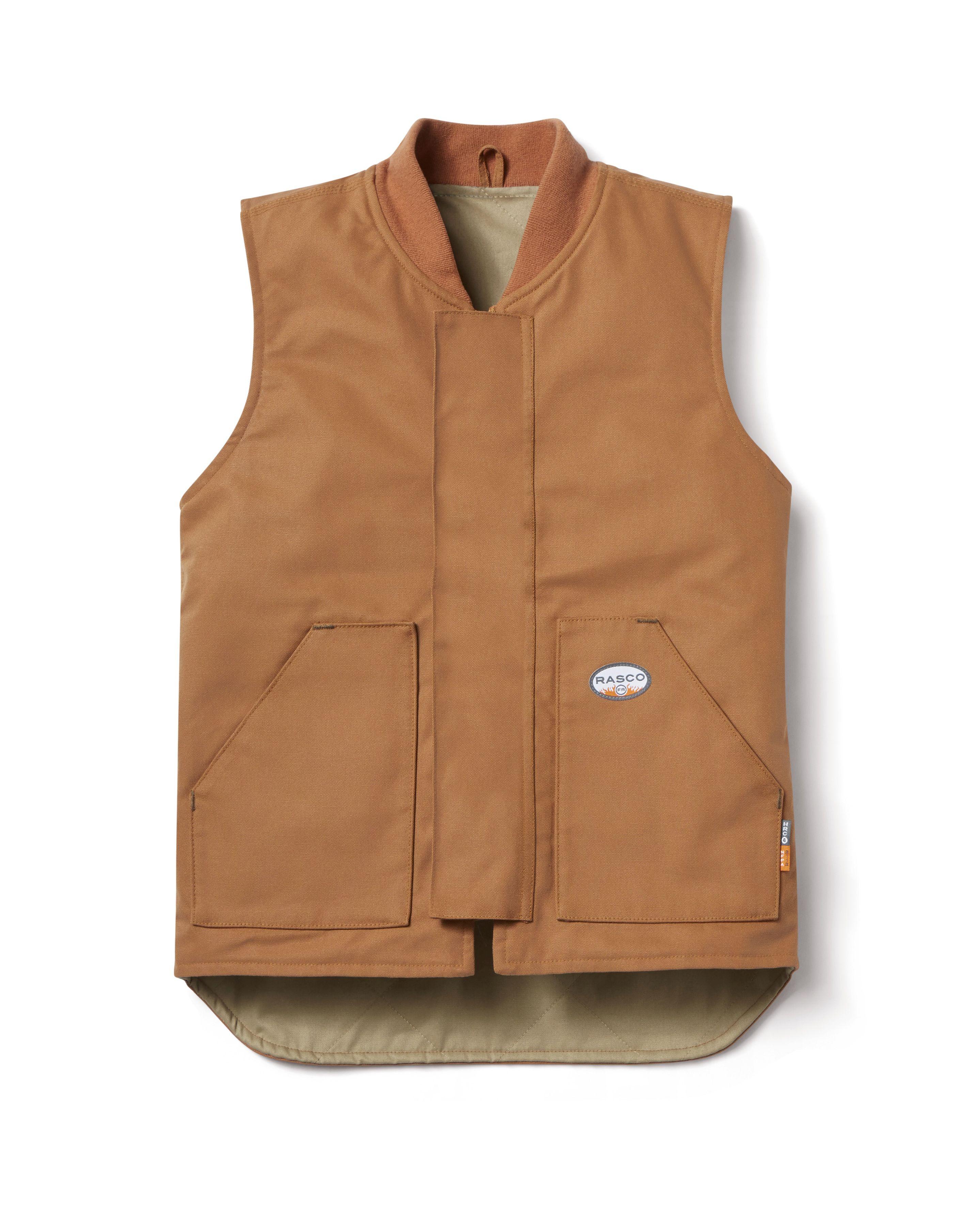 FR Work Vest-