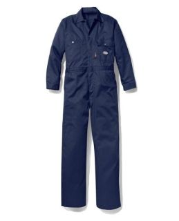 FR 10oz Navy Coverall-Rasco FR
