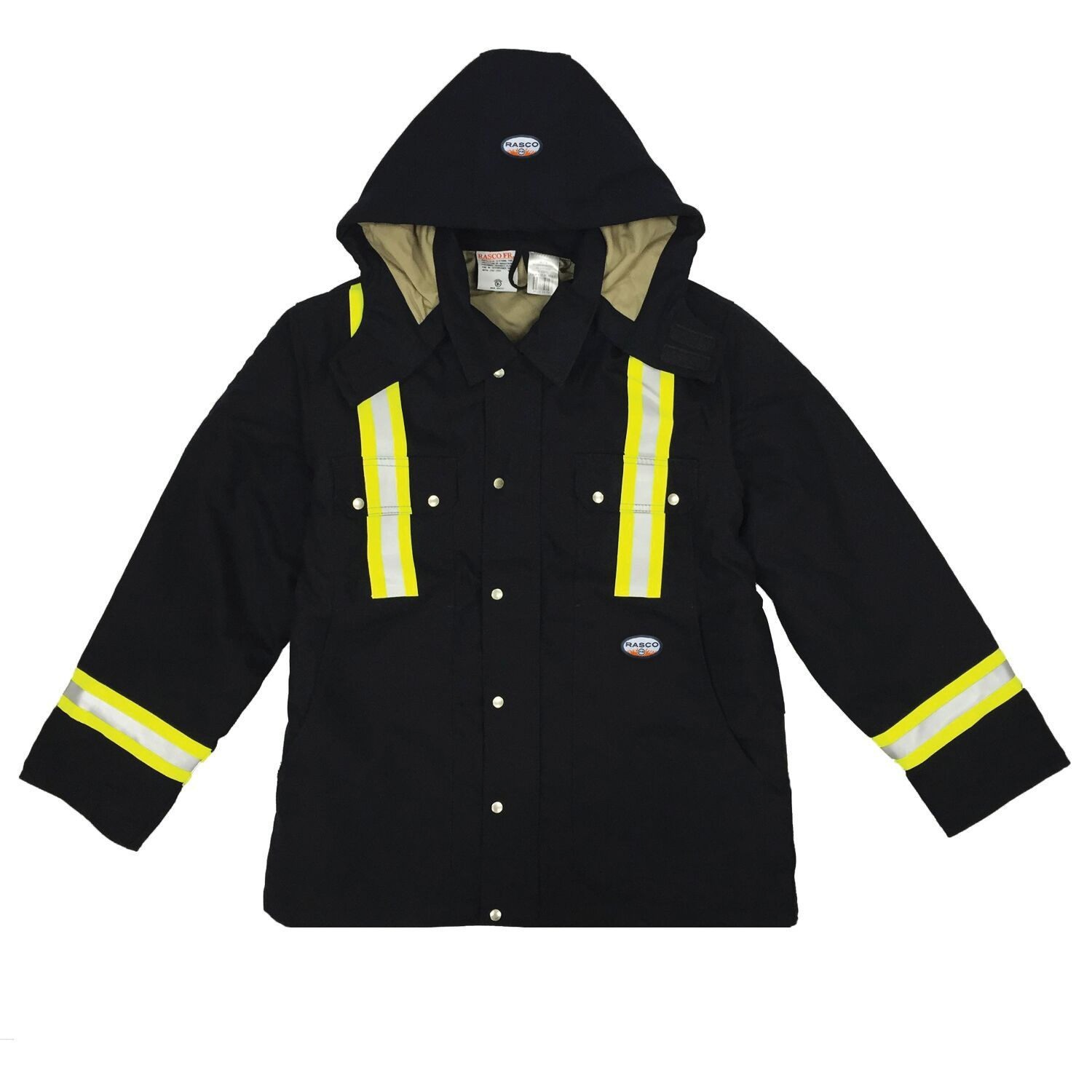 Utility Coat w/ Reflective Trim