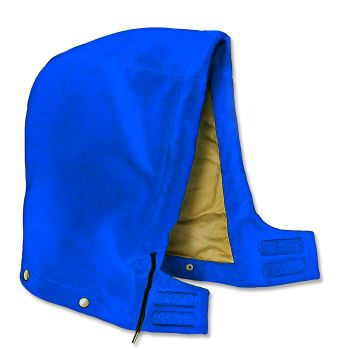 FR Royal Blue Removable Hood-Rasco FR