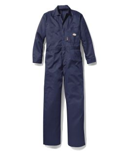FR Navy Insulated Coverall