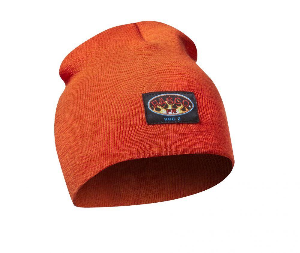 Orange Knitted Cap
