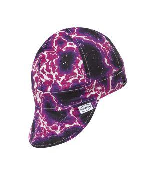 Non FR Purple Welding Cap-