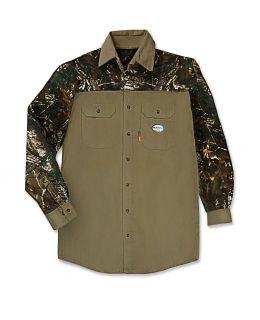 FR Realtree Camo Khaki Shirt-