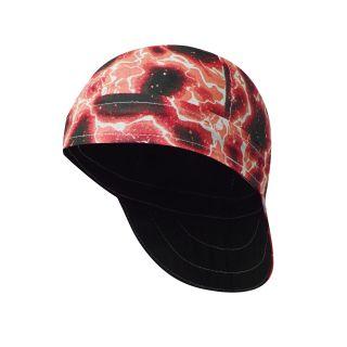 Non FR Red Lightning Welding Cap-
