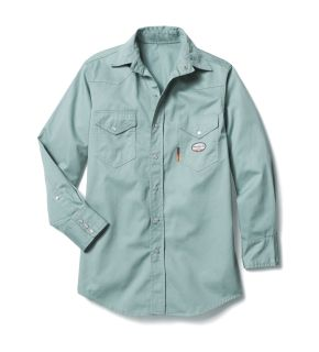 7.5OZ Sage Fr Shirt-Rasco FR