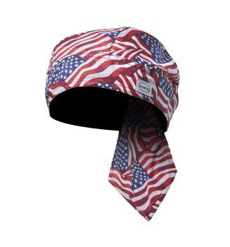 Non FR American Flag Doo Rag-