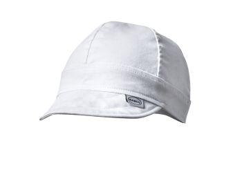 Non FR White Welding Cap-Rasco FR
