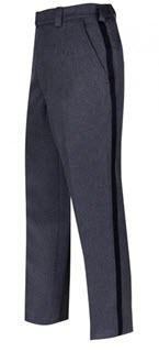 MEN'S PLAIN FRONT LIGHTWEIGHT PANTS-A Plus