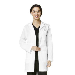 Womens Basic Lab Coat