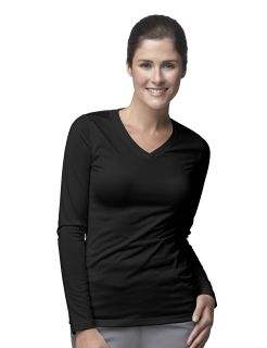 Womens Long Sleeve Performance Tee