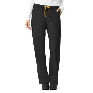 WonderWink Carhartt Rockwall Pull On Straight Leg Scrub Pant