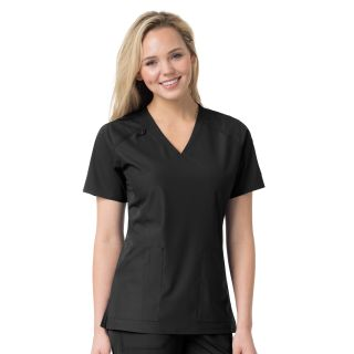Womens Multi-Pocket V-Neck-Carhartt