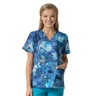V-Neck Print Top-Carhartt