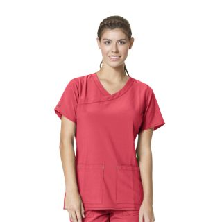 Carhartt Cross-Fit Y-Neck Fashion Scrub Top-