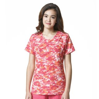 Printed Y-Nk Fashion Top-