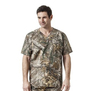 Mens 1-Pocket Print Top-Carhartt
