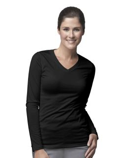 Womens Long Sleeve Performance Tee-Carhartt
