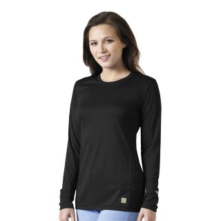 Carhartt Knit L/S Force Tee Scrub Top-