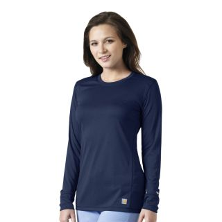 WSL - Carhartt FORCE Women's Long Sleeve Tee - C33109-Carhartt