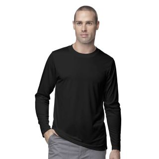 Mens Long Sleeve Performance Tee-