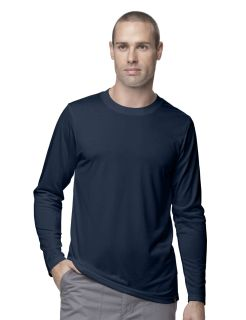 Carhartt Knits Mens Long Sleeve Performance Tee Scrub Top-Carhartt